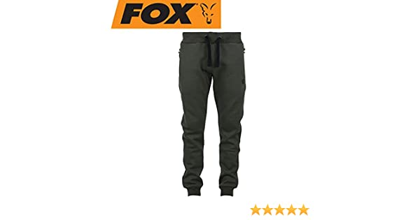 Fox Chunk Green /& Black Joggers *Various Sizes*