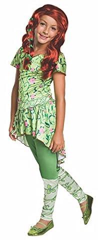 Rubie's Costume Kids DC Superhero Girls Poison Ivy Costume, Medium by Rubie's Costume Co