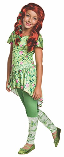 Rubie's Costume Kids DC Superhero Girls Poison Ivy Costume, Medium by Rubie's Costume (Kostüme Ivy Kinder Poison)