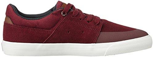 Dc Shoes Wes Kremer, Espadrilles Plates Rouges