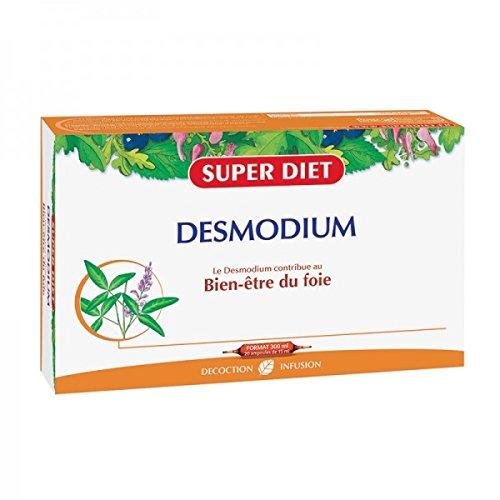 Super Diet Desmodium 20 Ampoules