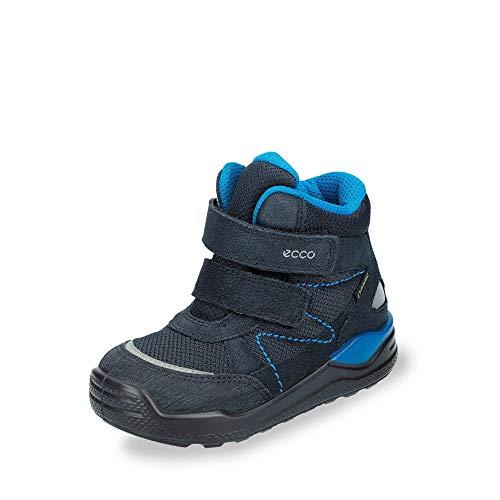 ECCO Baby Jungen URBAN Mini Stiefel, Blau Night Sky 50769, 27 EU