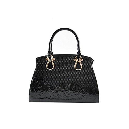 emotionlin-damenmode-damen-handtasche-platz-vintage-retro-style-schwarz
