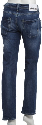 Meltin'Pot Romeyd1239 Ud425Bs1032 - Jeans - Boyfriend - Femme Bleu