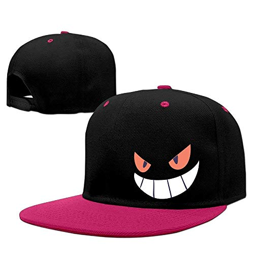 Xukmefat Cyska Unisex-Adultos Gorras facturadas Planas Sombrero Vote por Pedro Logo Running Caps Black BB2821