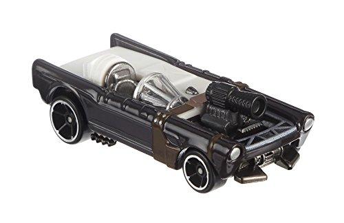 Mattel Hot Wheels DJL58 vehículo de Juguete - Vehículos de Juguete, Coche, Star Wars, Han Solo, 3 año(s), 1:64