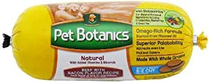 Pet Botanics Whole Grain Rolled Dog Food, Beef & Bacon, 2 lb. by Cardinal