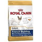 Royal Canin Hundefutter für französische Bulldoggen, 3kg