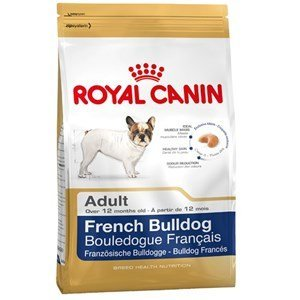 Royal Canin, crocchette per bulldog francese, busta da 3kg
