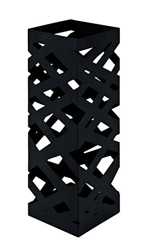 Haku möbel 26529 portaombrelloni, 50 x 17 cm, nero