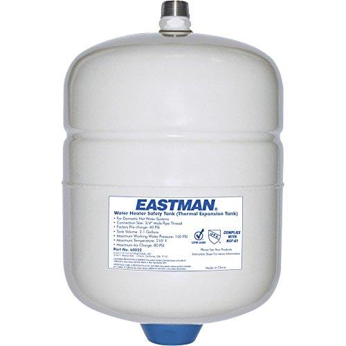 Eastman 60022Ausdehnungsgefäß, 2l (Gal Steel Tank Stainless 2)