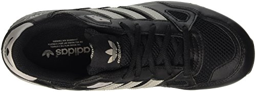 adidas Zx 750, Chaussures de Sport Mixte Adulte Noir (Core Black/Solid Grey/Solid Grey)