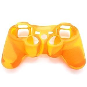 NoyoKere Für Spiel Silikon Tasche für PS3 Controller Gaming Zubehör Zubehör, 5