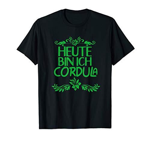 Apre Ski Kostüm - Cordula Grün Kostüm Shirt Fasching Karneval Wiesn Apres Ski