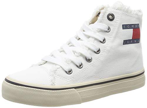 Tommy Hilfiger Wmn Hightop Tommy Jeans Sneaker