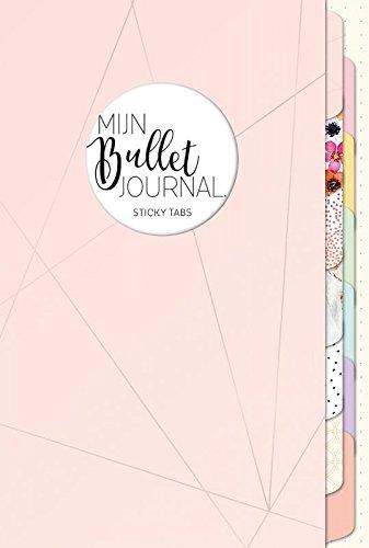 Mijn bullet journal: sticky tabs