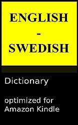 English - Swedish Reader's Dictionary (English Edition)