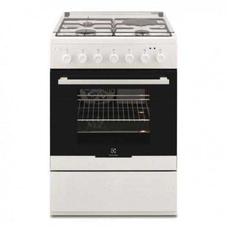 ELECTROLUX - Cuisinieres mixtes EKM 60398 OW -