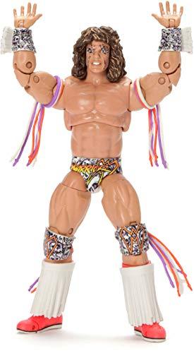 WWE GCN01 - Ultimate Edition Ultimate Warrior Aktionsfigur (Halloween Havoc Wcw)