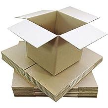 triplast tplbx25singl5X 5X 5Cubo de regalo de 127x 127x 127mm pequeño de pared para envíos postales de envío caja de cartón