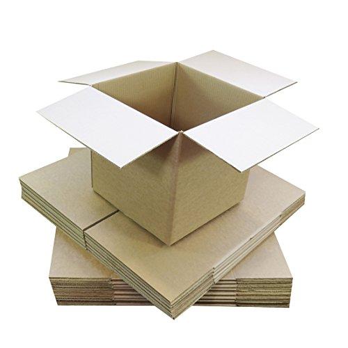 triplast tplbx25singl6X 6X 6152x 152x 152mm kleine Versand Versandtaschen Geschenk Cube Karton
