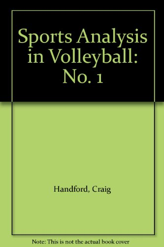 Sports Analysis in Volleyball: No. 1 por Craig Handford
