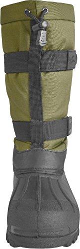 Arctic Boots / Stiefel für den Winter / Kälteschutzstiefel / alle Größen 35 - 48 oliv