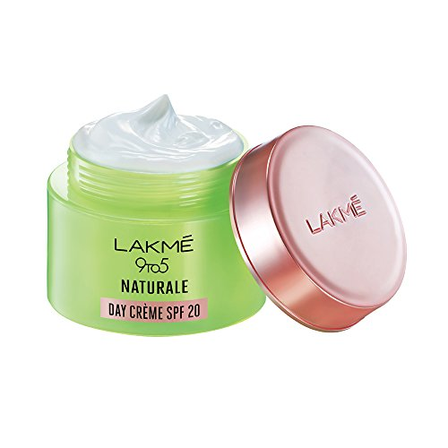 Lakmé 9 to 5 Naturale Day Creme SPF 20, 50 g