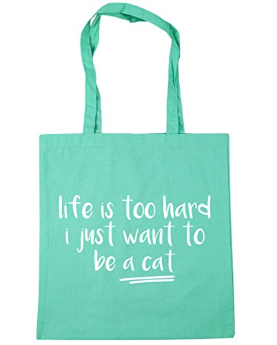 Hippowarehouse ,  Damen Strandtasche Mint