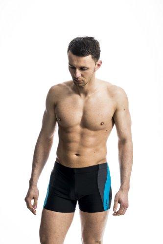 Ensemble d'installation magazine appliquer différentes maillot de bain pour homme - Blau/Grün