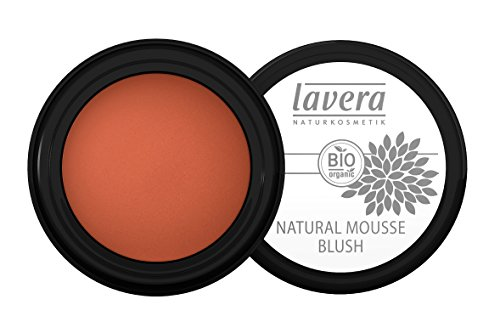 lavera Rouge Natural Mousse Blush ∙ Farbe Soft Cherry ∙ cremig & seidig zart ∙ Natural &...
