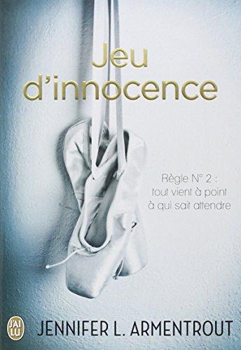 Jeu d'innocence par Jennifer-L Armentrout