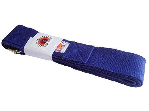 Yoga Malai - Sangle de Yoga (Strap) - Violet