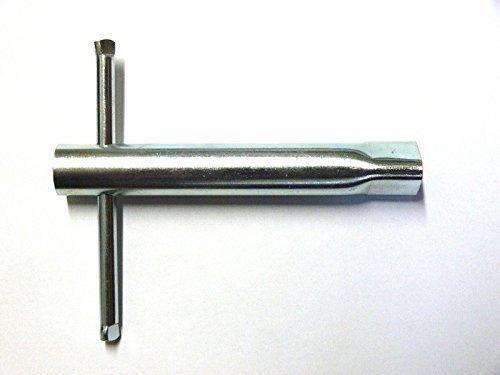Pfostenschlüssel Dreikant 16mm DIN 3223 , für M10 DIN 22424 , Dreikantschlüssel, Dornschlüssel