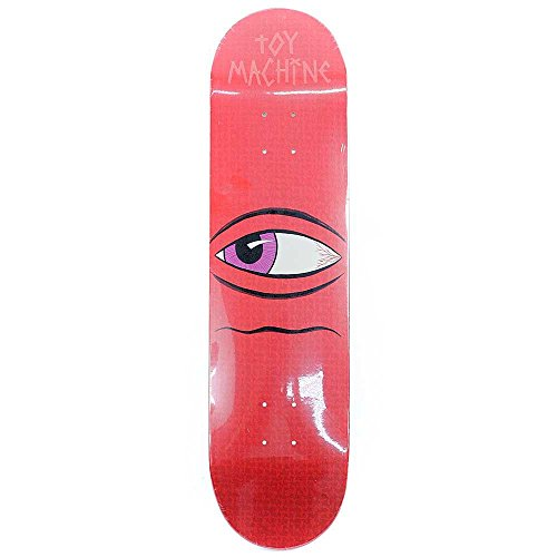 Toy Machine Side Eye red 7.75