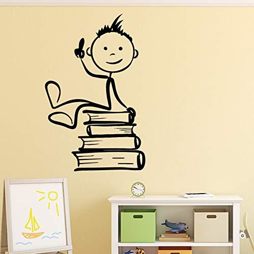 Cartoon Kinder Wandkunst Aufkleber Wandkunst Aufkleber Wandbilder Dekoration Zubehör Für Wohnzimmer Vinyl Wasserdichte Wandtattoo 43 cm X 68 cm