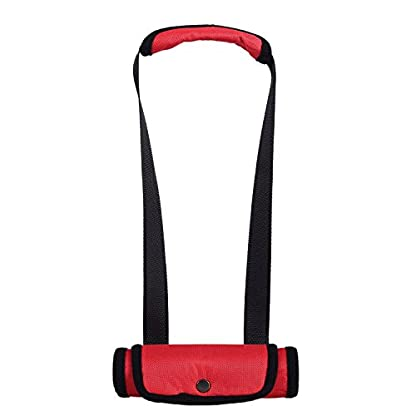 Jhua Dog Support Harness Dog Lift Support Rehabilitation Harness (Large) 4