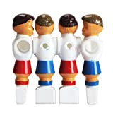 Generic Pack of 4 Rod Foosball Soccer Ta...