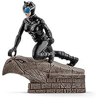 Schleich DC Comics - Figura Catwoman, 18.5 x 14 x 8.5 cm