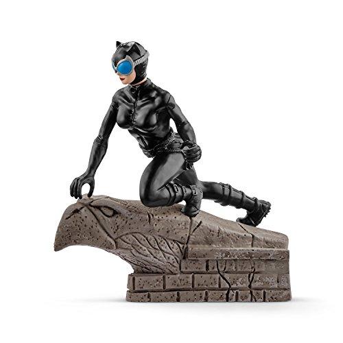 Schleich DC Comics - Catwoman Figure, 18.5 x 14 x 8.5 cm