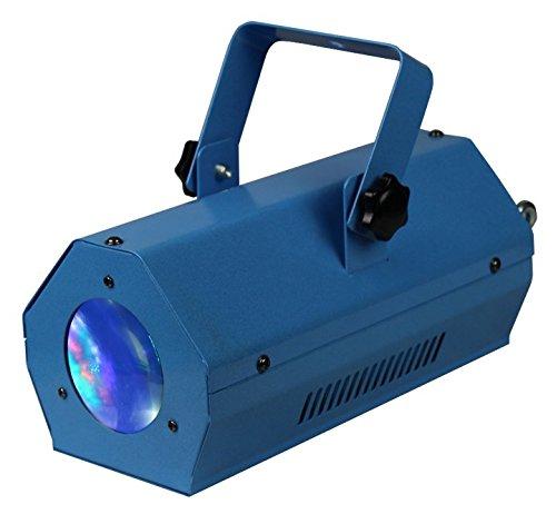 Ibiza 15-1412 Moon Flower LED Lichteffekt RGBAW - blau
