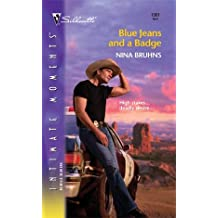 Blue Jeans And A Badge (Silhouette Sensation) by Nina Bruhns (2006-11-01)
