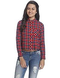 ONLY Women's Regular Fit Shirt