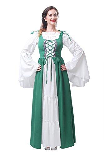 nuoqi-donne-cameriera-medievale-abiti-birra-lungo-abito-retro-bar-cameriera-che-serve-vestito