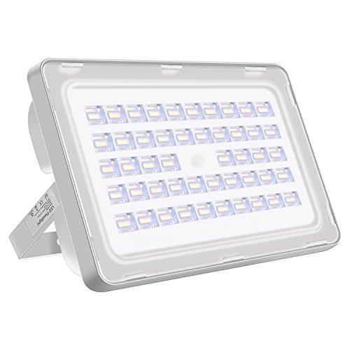 Viugreum Focos LED Exterior 150w / Proyector Reflector de Pared/Iluminación Exterior IP65 Resistente al agua