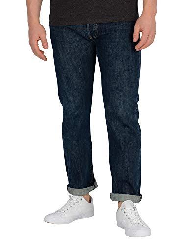 Levi's 501 Levi's Original Fit, Jean Droit Homme, Bleu (Snoot 2744), W31/L32 (Taille Fabricant: 31 32)