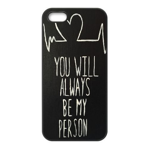 Grey's Anatomy Cell Phone Case for Iphone 5,5S,diy Grey's Anatomy cell phone case, Coques iphone