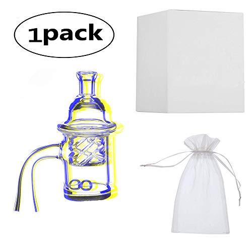 Hut Stil Kuppel Für Quarz Banger Nägel Glas Wasserpfeifen, Tupfen Ölplattformen (Carb Cap) ()