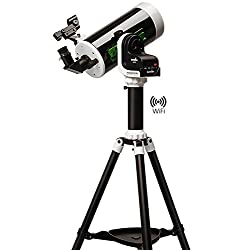 Skywatcher AZ GTI Azimu Tale Goto Telescope Mount with WLAN Set 127 Mm Maksutov Cassegrain Telescope