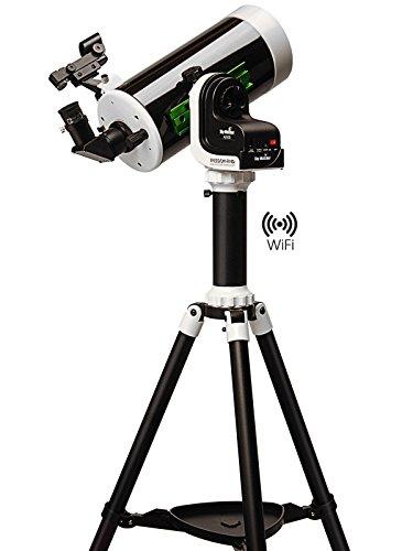 Skywatcher AZ-GTi Azimutale GoTo Montierung mit WLAN - Set mit 127mm Maksutov Cassegrain Teleskop (Computergesteuerte Montierung-teleskop)